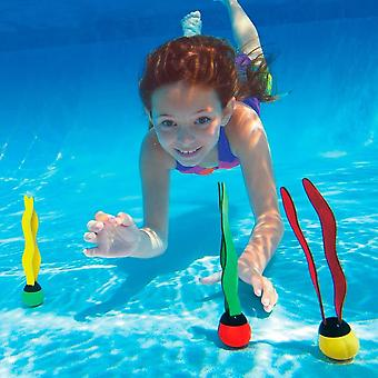 Underwater Fun Balls Pack Of 3, 3 Colours