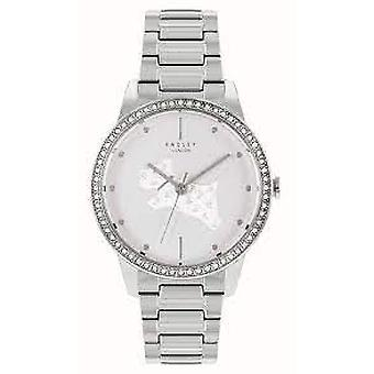 Radley Ry4553 Silver Dial Metal Bracelet Ladies Watch