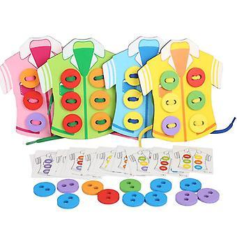 Kinder's Kleidung Threading Board