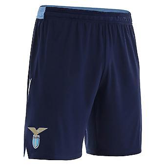 2021-2022 Lazio Away Shorts (Navy)
