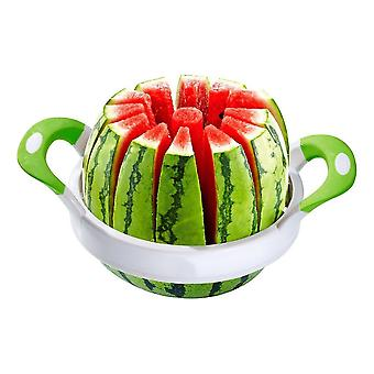 Modern Home Melon Slicer - Honeydew/Cantaloupe/Mini-watermelon Easy Slicing Tool - Extra Stor storlek
