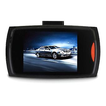 1080p Lcd Car Camera Dash Cam Crash Dvr Night Vision Motion Dectection
