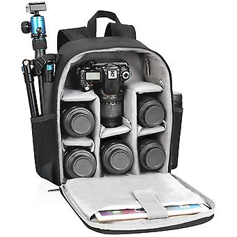 Camera Backpack Waterproof, 7 Layers Of Pe Foam, Good Protection For Your Camera