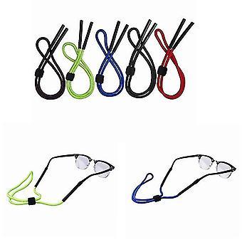 Satz von 5 Farben verstellbar efloating Eyewear Retainer Seil