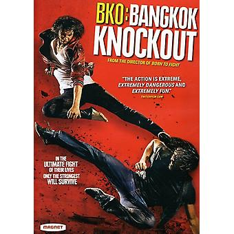 BKO: Bangkok Knockout [DVD] EUA importar