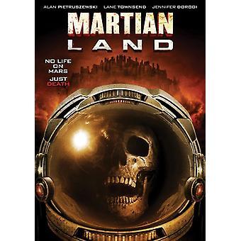 Martian Land [DVD] USA import