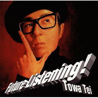 Towa Tei - Future Listening! [CD] USA import
