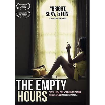 Empty Hours [DVD] USA import