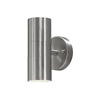 Konstsmide Modena Up / Down Light Stainless Steel