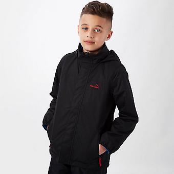 Nowy Peter Storm Boy's' Peter Ii Wodoodporna kurtka Kids Coat Black