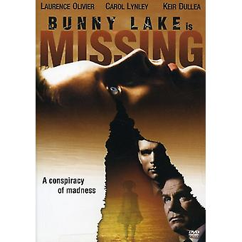Bunny Lake Is Missing [DVD] USA import