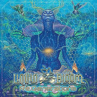 Liquid Bloom - Re.Generations [CD] USA import