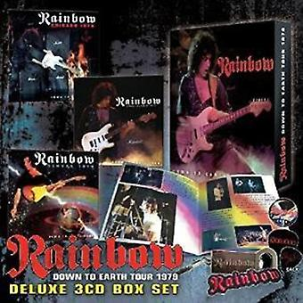 Regenbogen - Down to Earth Tour 1979 [CD] USA importieren