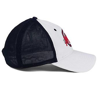 """Arizona Wildcats NCAA """"Circle"""" A-Flex Stretch Fitted Hat"""