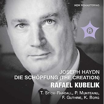 Rafael Kubelik - Haydn: Importación de Estados Unidos Die Schopfung [CD]