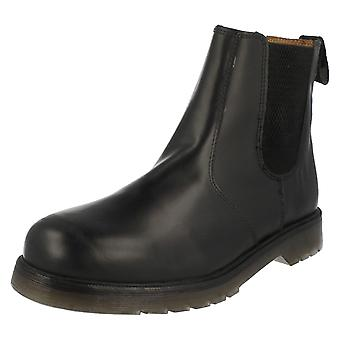 Mens Catesby Smart Pull On Dealer Boots 01700