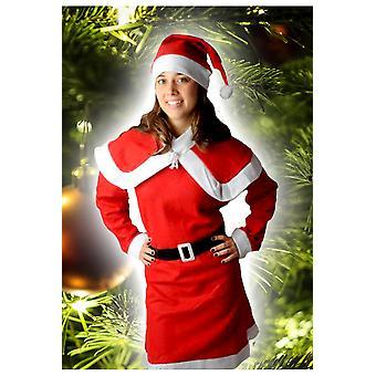 Vrouwen kostuums vrouwen kerst jurk Jingle