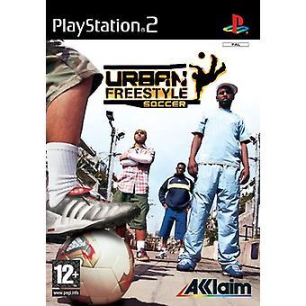 Urban Freestyle Soccer (PS2) - Nouvelle usine scellée