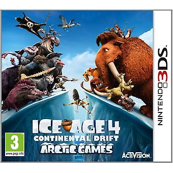 Ice Age Continental Drift (Nintendo 3DS) - New