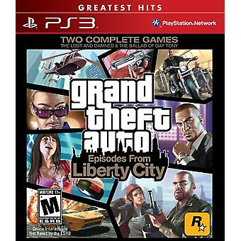 Grand Theft Auto Episodes from Liberty City (PS3) [US Import] - Neu