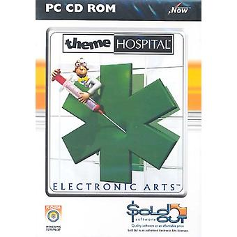Theme Hospital (PC CD-ROM)-nytt