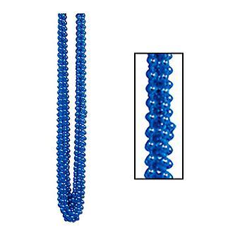 Perles Metallic Blue Party