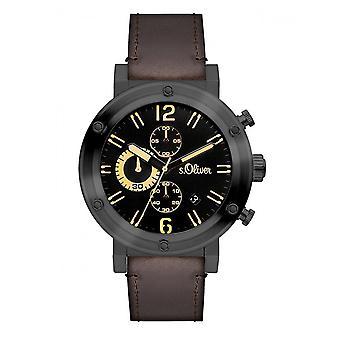 Oliver s. reloj reloj de pulsera SO-3096-LC
