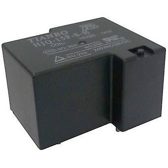 Tianbo Electronics HJQ-15F-S-H 24VDC PCB relay 24 V DC 30 A 1 maker 1 pc(s)