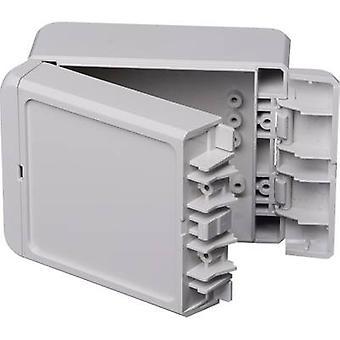 Bopla Bocube B 100806 ABS-7035 carcasă montare pe perete, consolă de montaj 80 x 113 x 60 acrilonitril butadienă stiren gri-alb (RAL 7035) 1 buc (i)