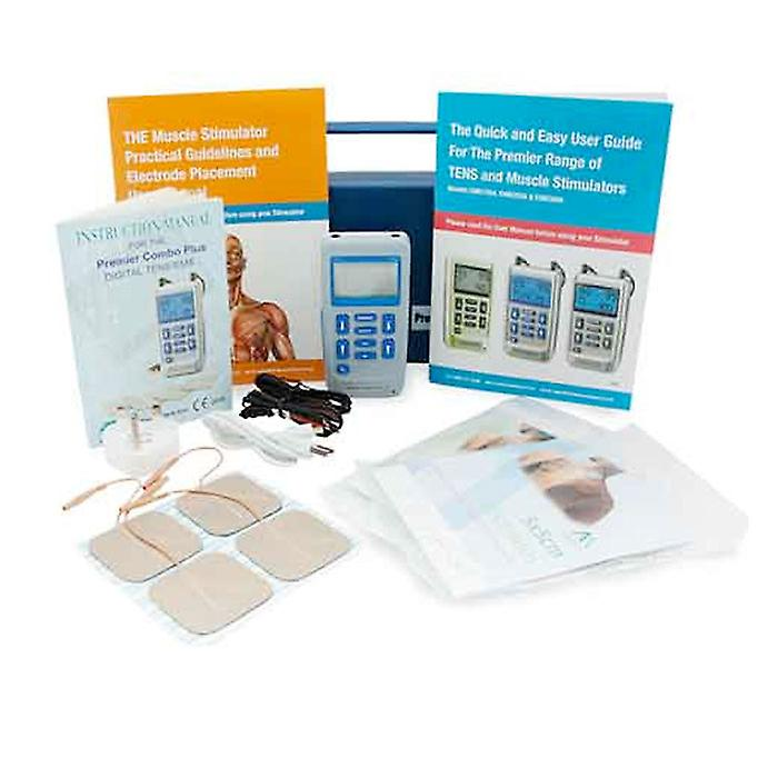 Premier TENS Machine and Muscle Stimulator fully rechargeable