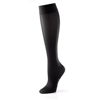 Activa Compression Tights Tights Cl2 Stock B/Knee Black 259-0776 Lge