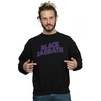 Angustiados Logo sudadera Black Sabbath los hombres