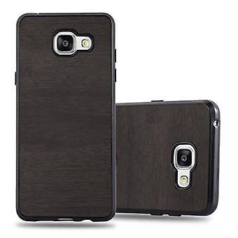 Cadorabo caso para Samsung Galaxy a3 2016 caso capa-telefone móvel caso feito de silicone flexível TPU-capa de silicone protetora caso ultra slim macio tampa traseira caso pára-choques