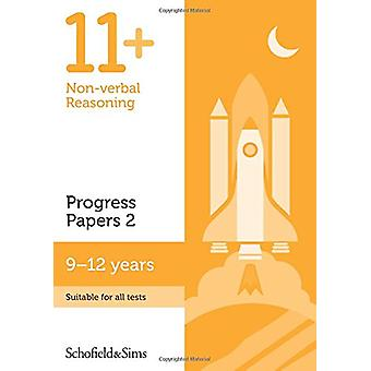 11+ Non-verbal Reasoning Progress Papers Book 2 - KS2 - Ages 9-12 - 97