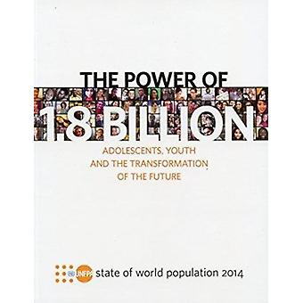 The State of the World Population 2014 - The Power of 1.8 Billion - Ad