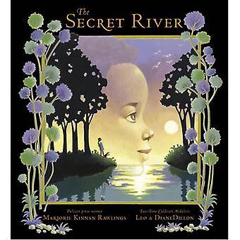 Tajemnica rzeki przez Marjorie Kinnan Rawlings - Leo Dillon - Diane Dil