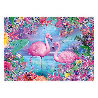 Schmidt Flamingos Jigsaw Puzzle (500 de piese)