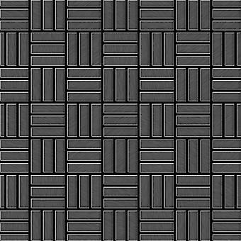 Metall mosaikk TITANLEGERING Basketweave-Ti-SB