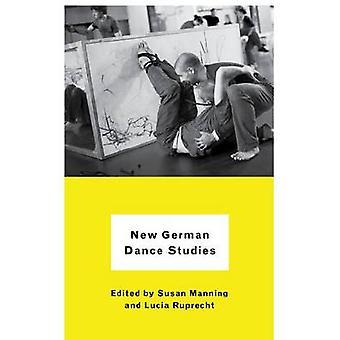 Neue deutsche Tanz-Studien von Susan Manning - Lucia Ruprecht - 97802520
