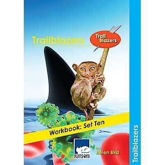 Trailblazers werkmap - v. 8 door Helen Bird - 9781841678108 boek