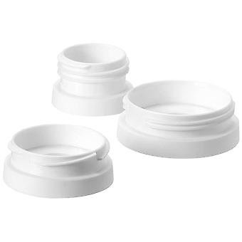 Tommee Tippee Express and Go Breast Pump Adapators