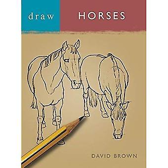Zeichnen Sie Pferde (Draw Books)