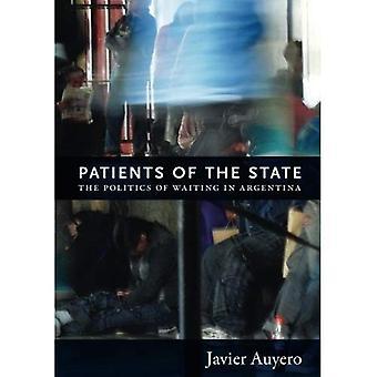 Patienten des Staates: die Politik des Wartens in Argentinien