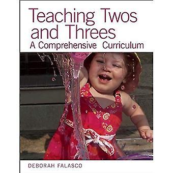 Onderwijs tweeën en drieën