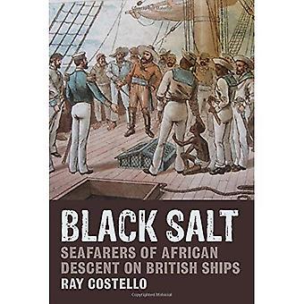 Sel noir: Marins d'ascendance africaine à bord de navires britanniques