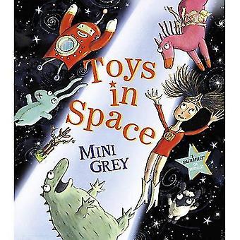 Speelgoed in de ruimte