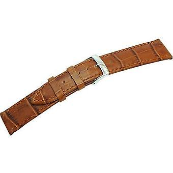 Morellato black leather strap unisex Brown BUBBLES 20 mm A01X2269480041CR20