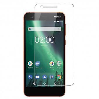 Herdet glass skjermbeskytter Nokia 2 (ta-1035)
