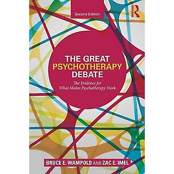 Great Psychotherapy Debate by BruceE Wampold