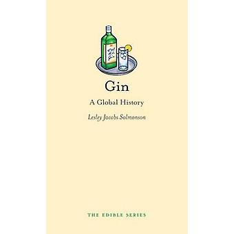 Gin-globaali historia Lesley Jacobs Solmonson-9781861899248 kirja